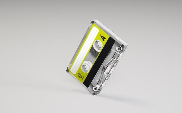 Audiocassette-model