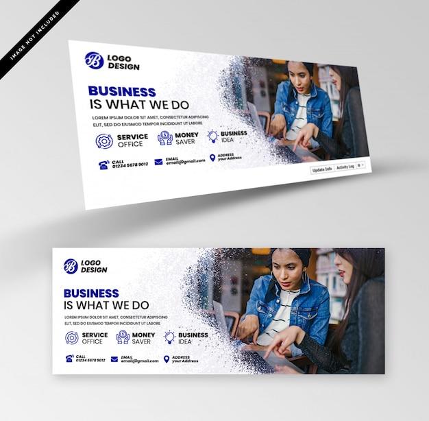 Banner di affari