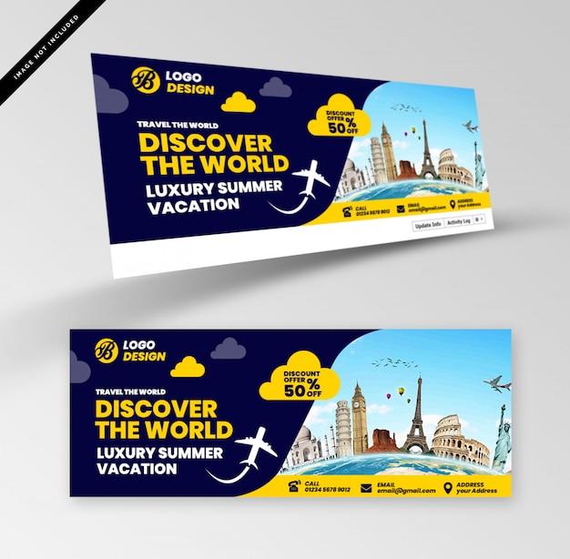 Banner de viaje
