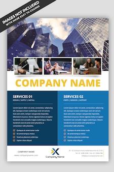 Bedrijfstechnologie flyer