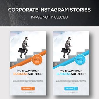 Bedrijfsverhalen instagram