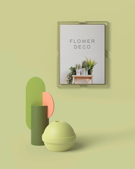 Bella primavera deco concept mock-up