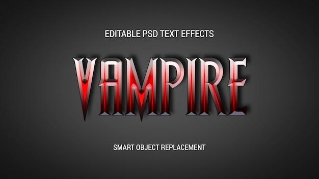 Bewerkbare teksteffecten van de gametitel