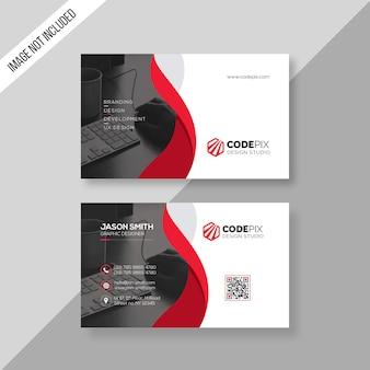 Biglietto da visita creativo e professionale