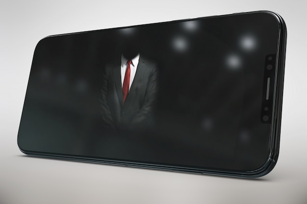 Blakc-smartphone bespot