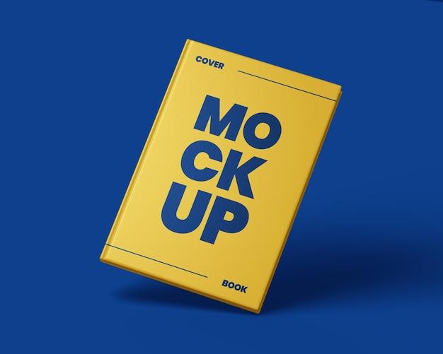 Boek hardcover mockup