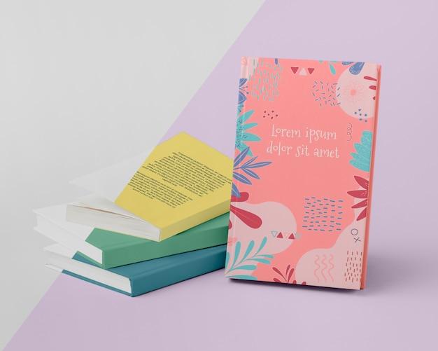 Boeken studio concept arrangement