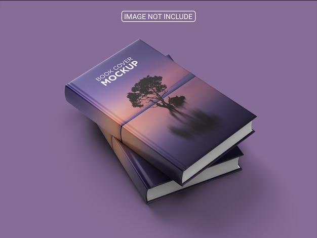 Boekomslag mock-up arrangement