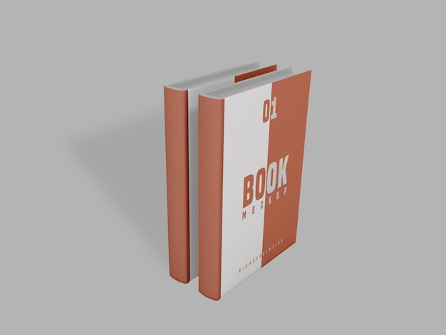 Boekomslagmodel