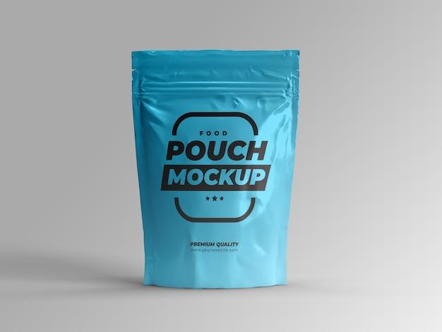 Borsa per alimenti food mock-up