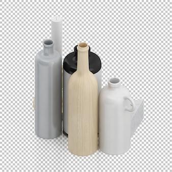 Bottiglie isometriche