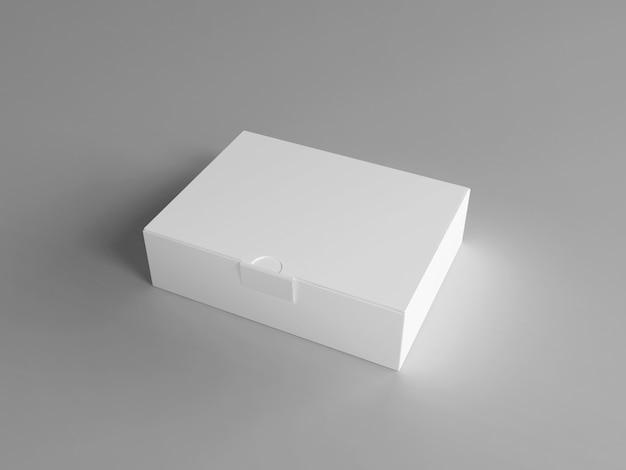 Box pakket mockup