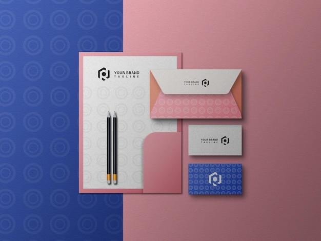 Briefpapiermodel
