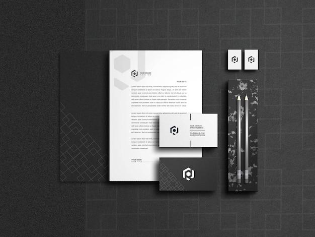 Briefpapiermodellen