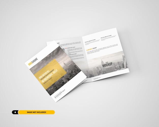 Brochure bifold a5 / a5