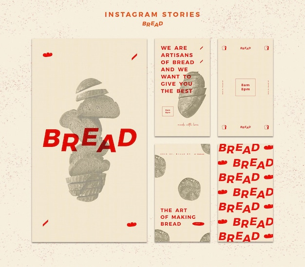 Brood instagramverhalen