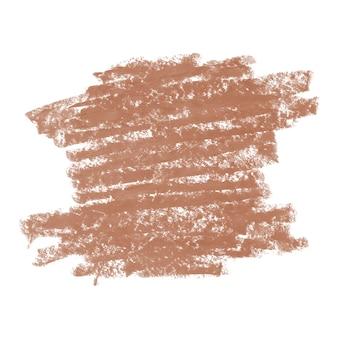 Bruine lippenstiftachtergrond