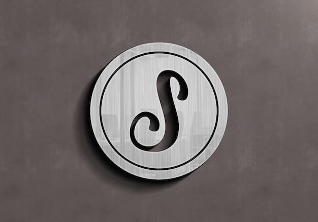 Buitenmuur logo mockup