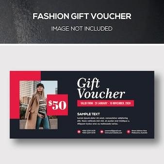 Buono regalo di moda