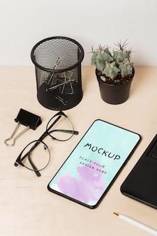 Bureau concept concept mock-up