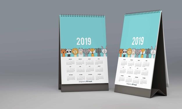 Bureaukalendermodel