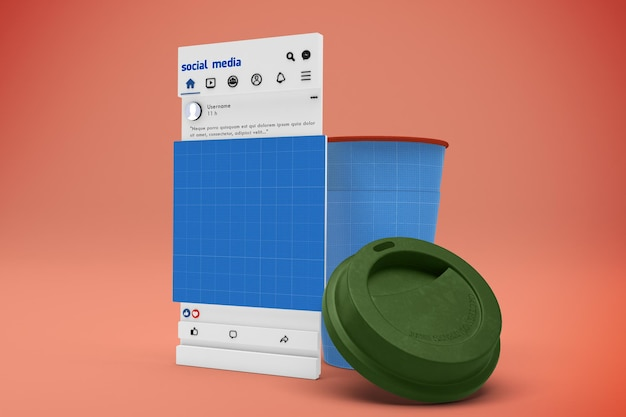 Café sociale media v1