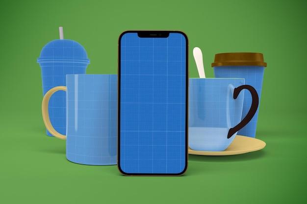 Cafe teléfono