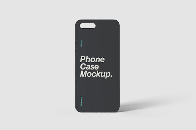 Caja del teléfono photoshop maqueta