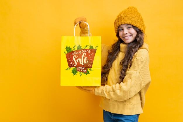 Campagna di marketing per le vendite stagionali