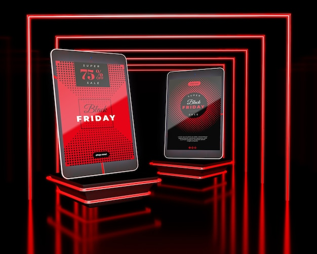 Campagna promozionale del venerdì nero