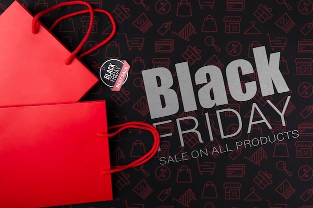 Campaña en línea para el viernes negro