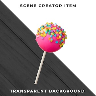 Candy transparante psd