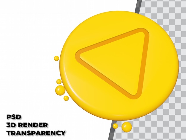 Caramelo 3d dalgona con fondo de transparencia