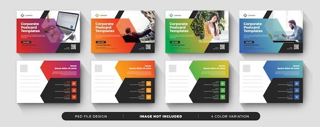 Cartolina aziendale