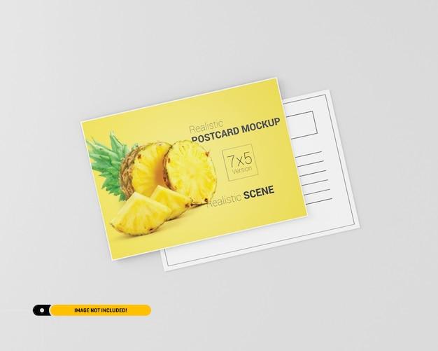 Cartolina mockup