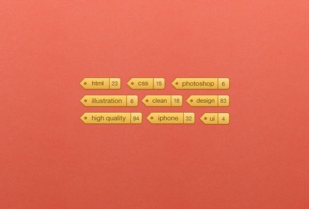 Categoria di tag