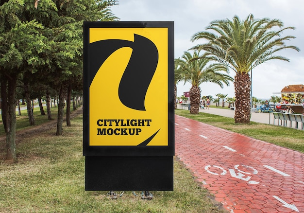 Citylight-postermodel