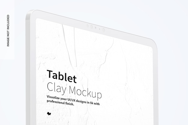 Clay tablet pro 12,9-inch model