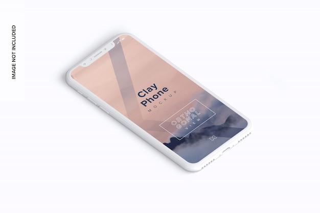 Clay telefoonmodel