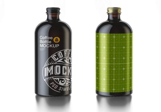 Cold brew koffieflesmodel