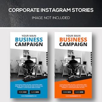 Collectieve instagram-verhalen