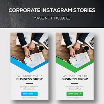 Collectieve instagramverhalen