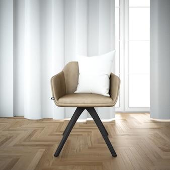 Comfortabele moderne stoel