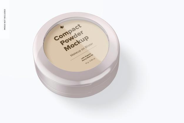 Compact poedermodel