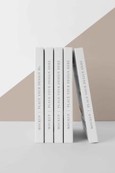 Composición de la portada del libro de maquetas