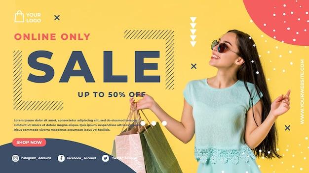 Compras en línea con descuento