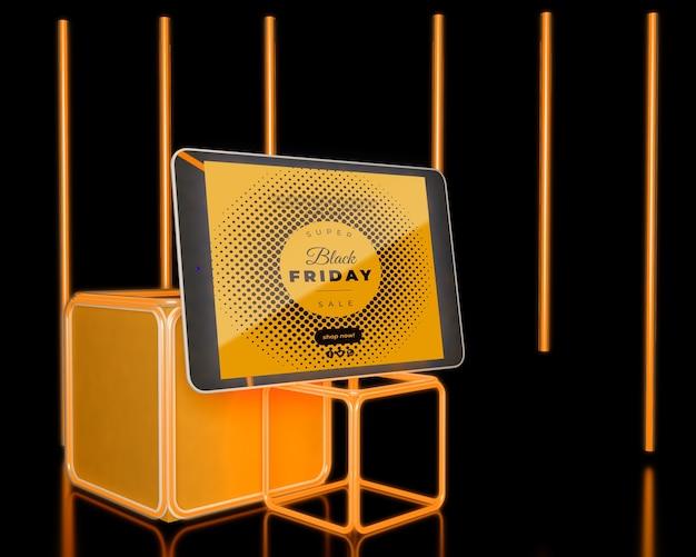 Comunicazione promozione venerdì nero