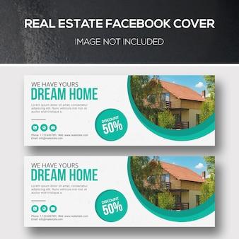 Copertina facebook immobiliare