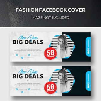 Copertine facebook di moda