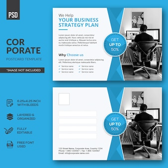 Corporate briefkaart